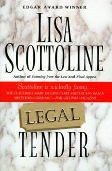 Legal Tender 0061094129 Book Cover