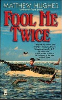 Fool Me Twice 0446609242 Book Cover