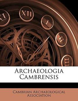 Paperback Archaeologia Cambrensis Book