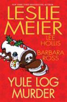 Yule Log Murder 1496717058 Book Cover