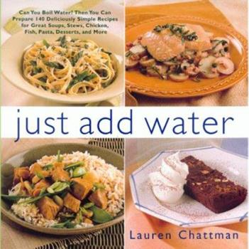 Just Add Water 068816188X Book Cover