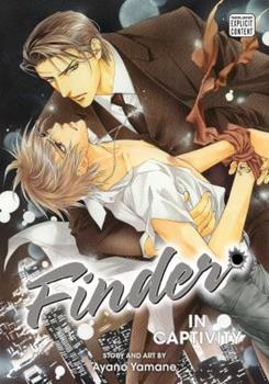 Finder Deluxe Edition: In Captivity: Vol. 4 - Book  of the Finder Deluxe Edition