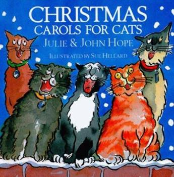 Christmas Carols for Cats 006018647X Book Cover