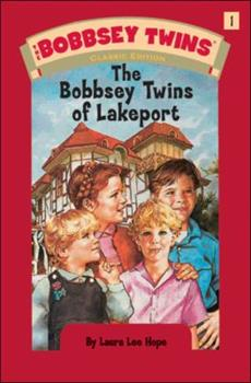 The Bobbsey Twins: Merry Days Indoors and Out - Book #1 of the Original Bobbsey Twins