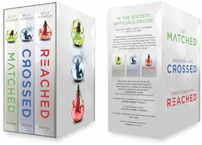 Matched Trilogy Box Set 0525426264 Book Cover