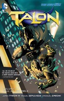 Talon, Volume 2: The Fall of the Owls - Book #2 of the Talon