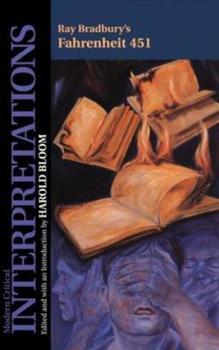 Hardcover Ray Bradbury's Fahrenheit 451 (Modern Critical Interpretations) Book