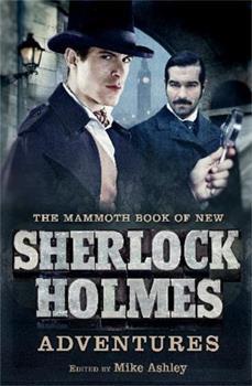 Paperback Mammoth Book of New Sherlock Holmes Adventures Book
