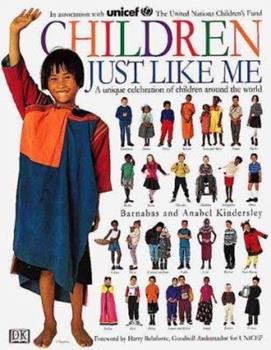 Children Just Like Me - Book  of the Children Just Like Me