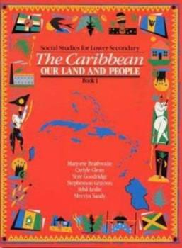 Paperback The Caribbean: Our Land and People Book