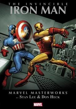 Marvel Masterworks: The Invincible Iron Man, Vol. 2 - Book #45 of the Marvel Masterworks