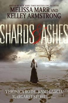 Shards & Ashes 0062098454 Book Cover