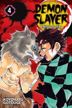 Demon Slayer: Kimetsu No Yaiba, Vol. 4 - Book #4 of the  / Kimetsu no Yaiba