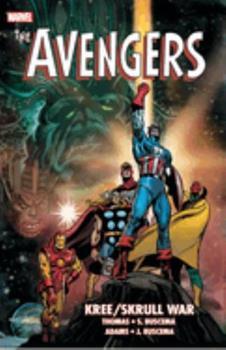 The Avengers: The Kree-Skrull War - Book  of the Avengers 1963-1996 #278-285, Annual