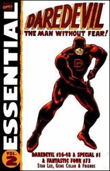 Essential Daredevil Vol. 2 - Book  of the Essential Marvel