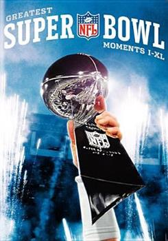 DVD NFL Greatest Super Bowl Moments: I-XL Book