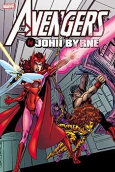 Avengers by John Byrne Omnibus - Book #18 of the Avengers 1963-1996 #278-285, Annual