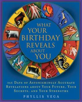 Paperback What Your Birthday Reveals About You: 366 Days of Astonishingly Accurate Revelations about Your Future, Your Secrets, and Your Strengths Book