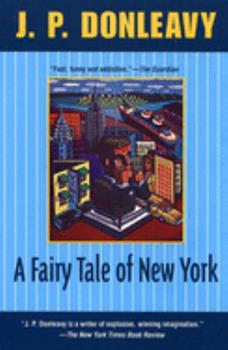 A Fairy Tale of New York 0440026245 Book Cover