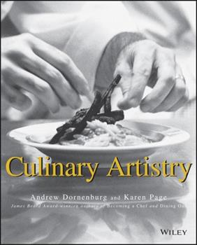 Culinary Artistry 0442023332 Book Cover