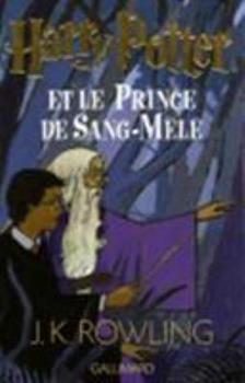 Paperback Harry Potter et le Prince de Sang-Mêlé (ROMANS JUNIOR ETRANGERS) Book