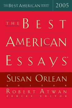 The Best American Essays 2005 0618357122 Book Cover