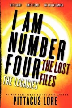 The Legacies 0062211102 Book Cover