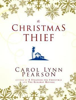 Hardcover A Christmas Thief Book