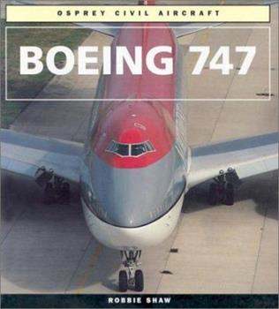 Paperback Boeing 747 Book