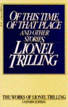 Of This Time, of That Place and Other Stories 015168054X Book Cover