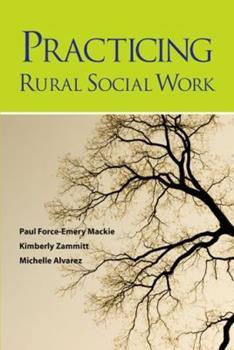 Paperback Practicing Rural Social Work Book