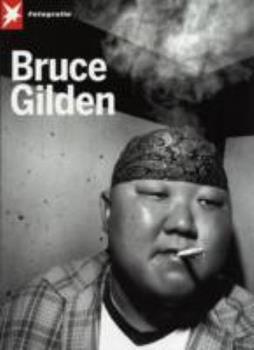 Hardcover Bruce Gilden Book