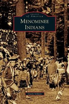 Hardcover Menominee Indians Book