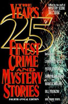 The Year's 25 Finest Crime and Mystery Stories: Fourth Annual Edition 0786702516 Book Cover