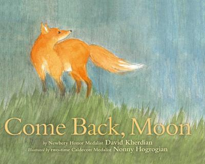 Come Back, Moon 1442458879 Book Cover