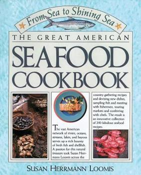 The Great American Seafood Cookbook 0894805851 Book Cover