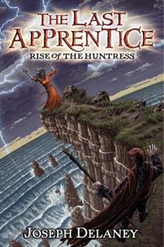 Rise of the Huntress 0061715123 Book Cover