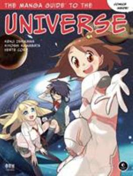 The Manga Guide to the Universe - Book  of the Manga Guides