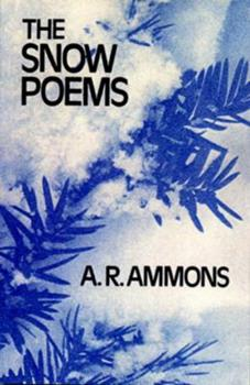 The Snow Poems 039304467X Book Cover