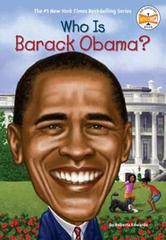 Who Is Barack Obama? - Book  of the Who Was/Is...?