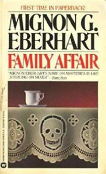 Family Affair 0446325295 Book Cover