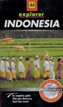 Indonesia (AA Explorer) 0749510307 Book Cover