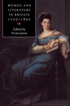 Paperback Women and Literature in Britain, 1700 1800 Book