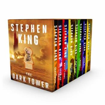Paperback The Dark Tower 8-Book Boxed Set Book