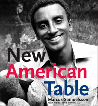 New American Table 047028188X Book Cover