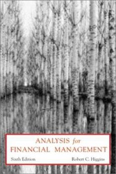 Paperback Analysis for Finance Management Book
