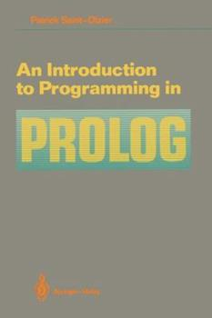 Paperback An Introduction to Programming in PROLOG Book