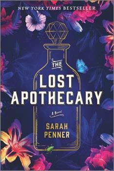 Paperback The Lost Apothecary Book