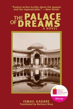 The Palace Of Dreams 0688111831 Book Cover