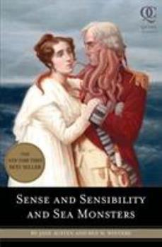 Paperback Sense and Sensibility and Sea Monsters Book